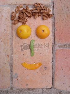脸, 快乐, 微笑, 幸福, 表情, 水果, 乐趣, 人