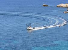 水, 海, 汽, 休闲, 蓝色, 水上运动, 乐趣, 体育, 湿
