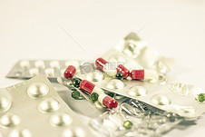 治愈, 药, 冷, 剂量, 这种疾病, 药房, 药理学家, 药理, 安慰剂