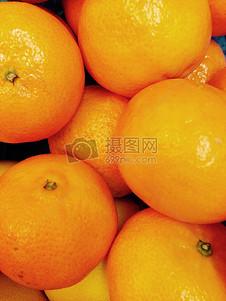 美味新鲜水果橘子