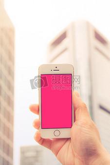 Iphone的拍摄效果
