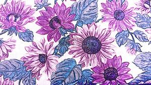 欧式花纹壁纸