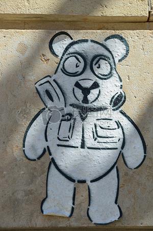 图片免费下载 墙绘涂鸦素材 墙绘涂鸦模板 千图网
